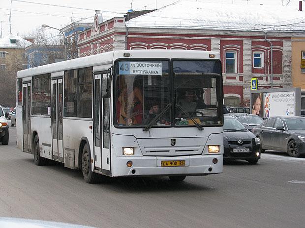 Часть автобусных маршрутов