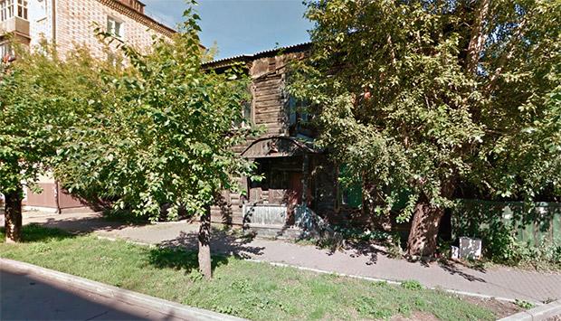 Дом на Бограда