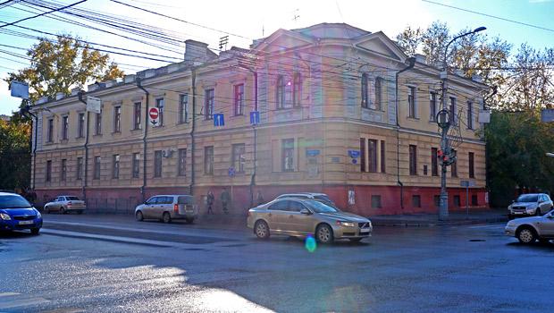 Кировская городская клиническая больница 1 адрес