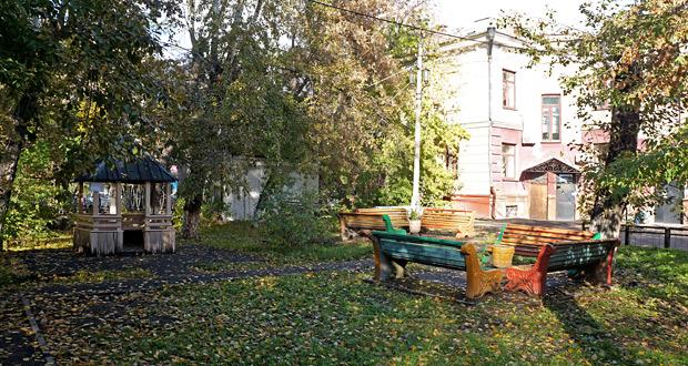 Красноярская краевая психиатрическая больница 1