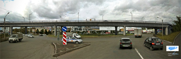 Агентство госзаказа края объявило торги на строительство еще одной составной части первого транспортного кольца в...