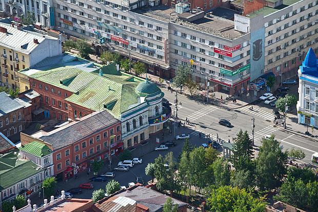 проспект мира красноярск