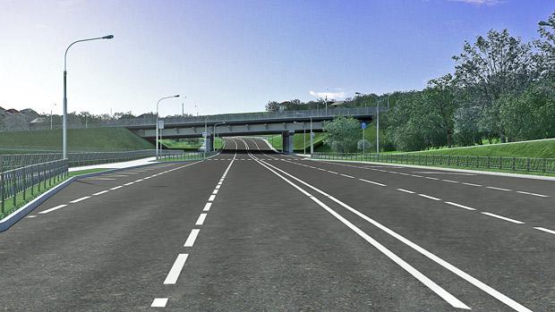 Дорога по Волочаевской
