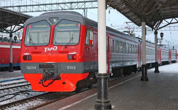 городских поездов на метро
