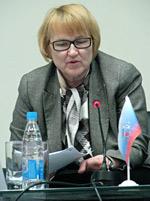 Алида Горькова: сумма новых кредитов упала на 39%, просрочка составляет 8%