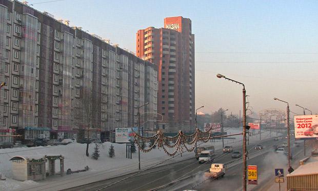 Долгострой на Копылова