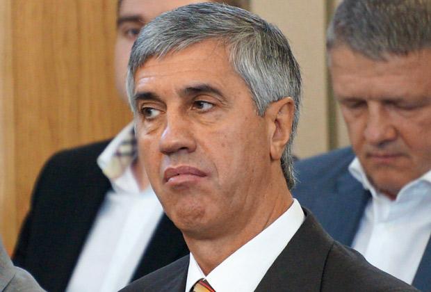 Анатолий Быков в горсовете