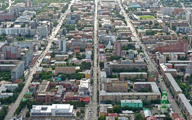 Красноярский генплан бросился под транспортную схему.