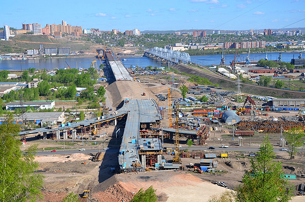 Развязка на Свердловской