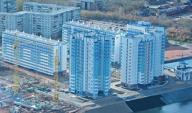 Новостройки Красноярск