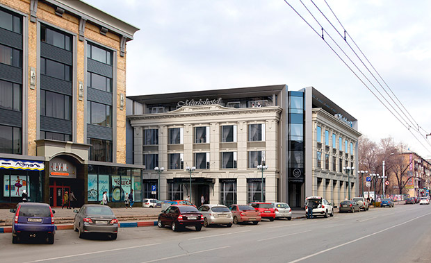 проект гостиница цум красноярск