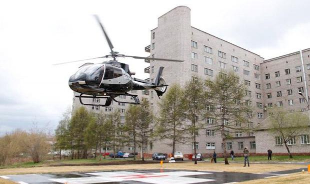 Городская больница 1 в волжском