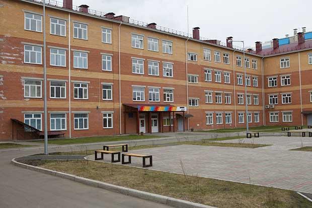 Школа в Покровском