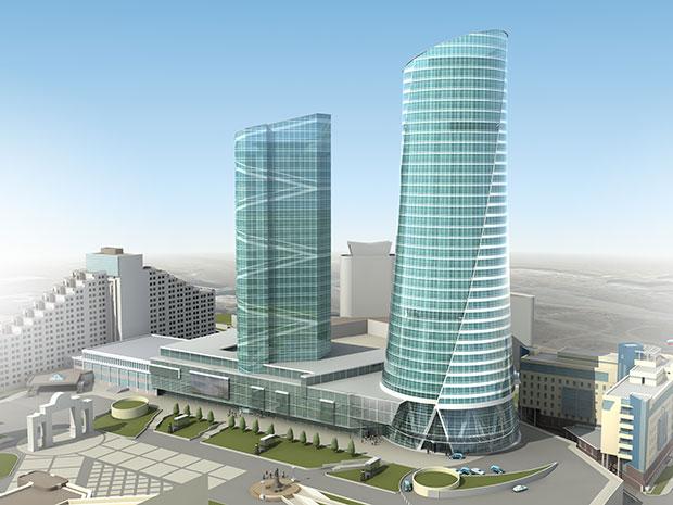 бизнес центр панорама красноярск