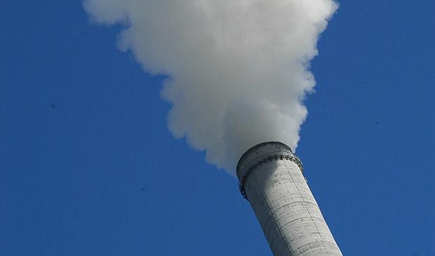 труба дым