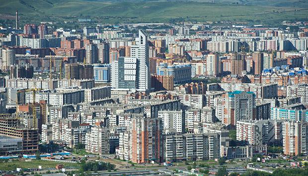 Взлетка Красноярск