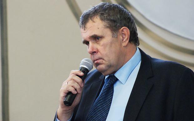 Еремин сократил руководителя департамента градостроительства Красноярска