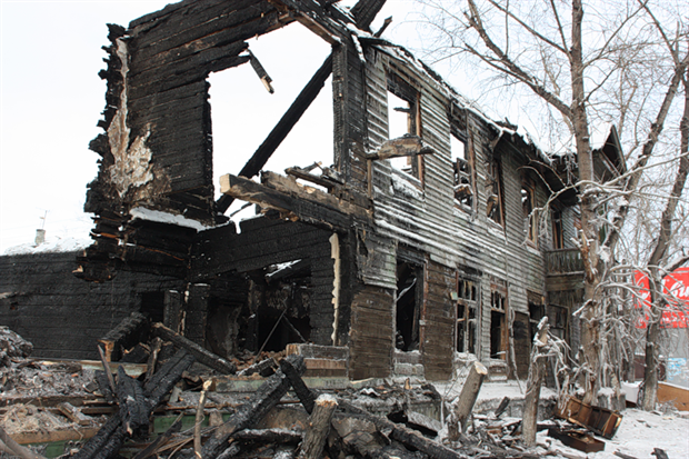 Москва подчеркивает полмиллиарда руб. Красноярскому краю напереселение жителей изаварийного жилья