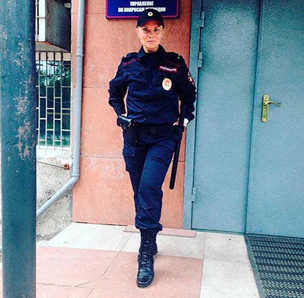 Работа в полиции в красноярске для девушек девушка модель 14 лет параметры