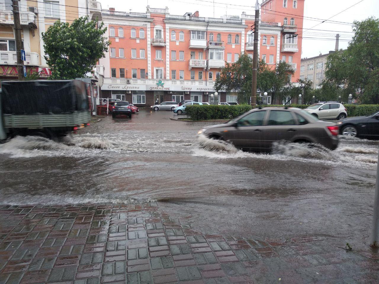 дождь в красноярске сегодня фото время
