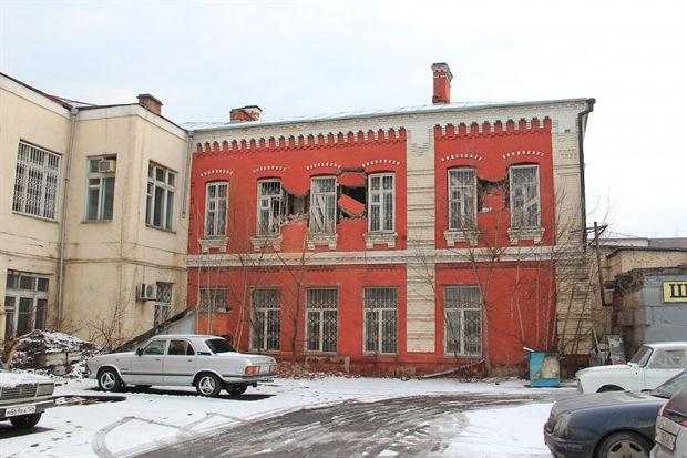 «Сибиряку» отказали впретензиях настаринное училище натерритории КЗК