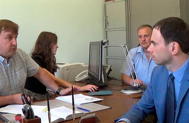 Александр Усс подал документы визбирком Красноярского края
