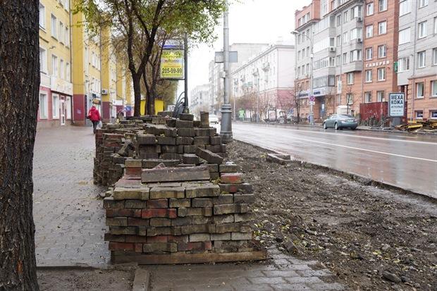 проспект Мира ремонт Красноярск