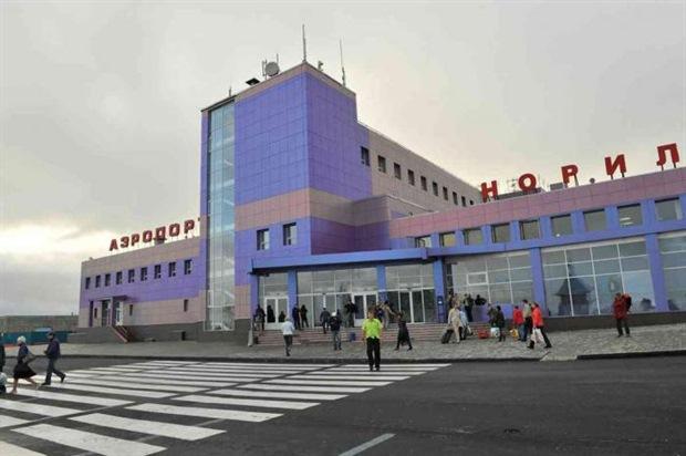 Норильск аэропорт