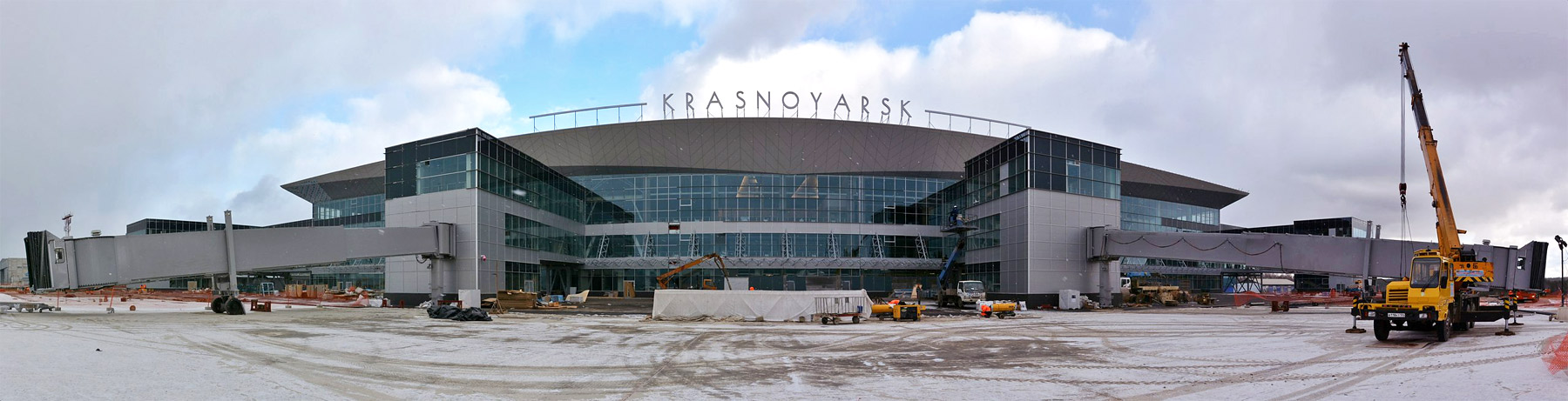 аэропорт емельяново фото