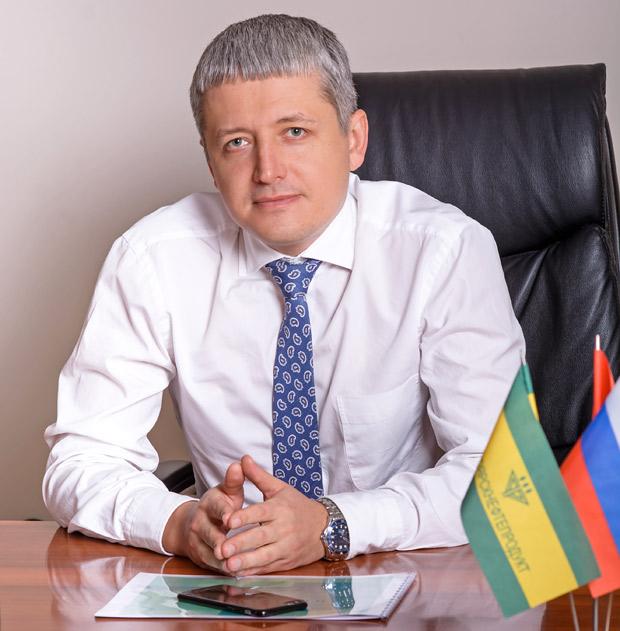Андрей Чернов - директор АО «Красноярскнефтепродукт»