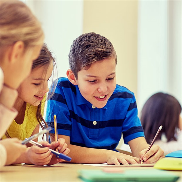kids writing online