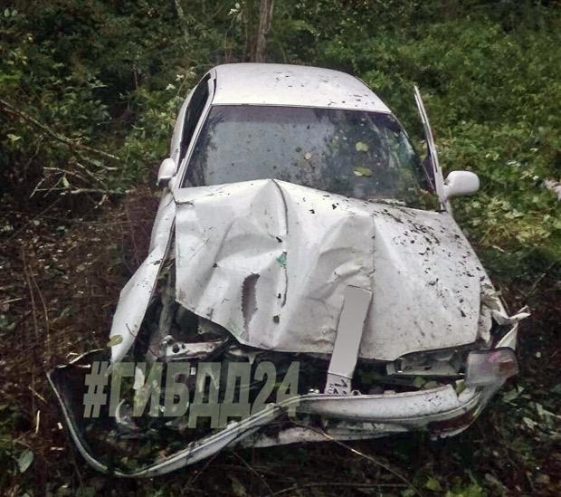 Вкрасноярском лагере «Гренада» ребенок  получил тяжелые травмы при угоне автомобиля