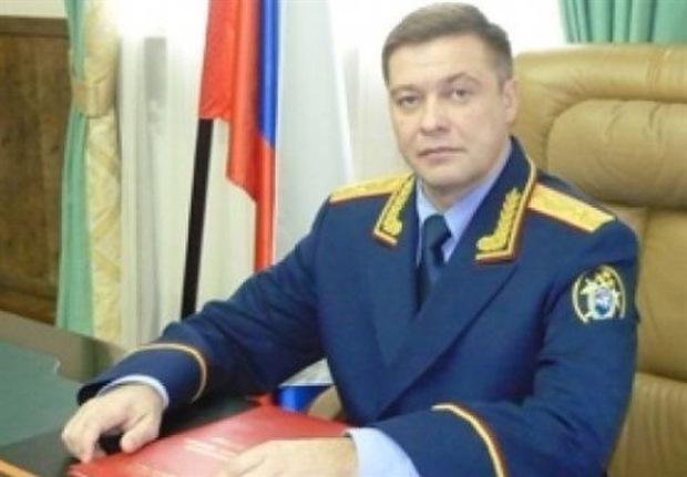 ВКрасноярском крае назначили нового руководителя Следственного комитета