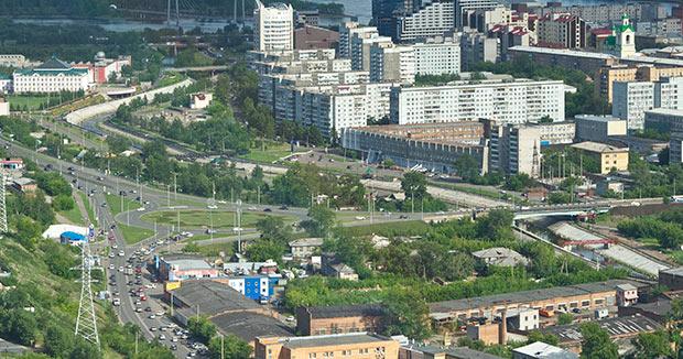 Кача центр Красноярска