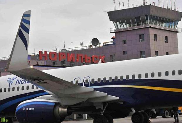Норильский аэропорт