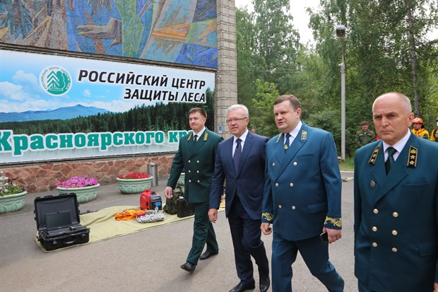 Авиапарк краевого Лесопожарного центра могут обновить на2 млрд руб.