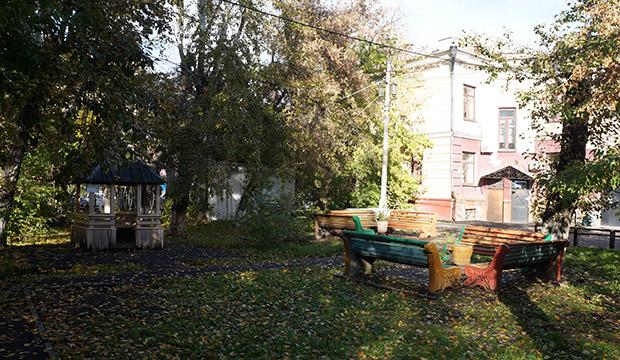 Больница на ул. Вейнбаума