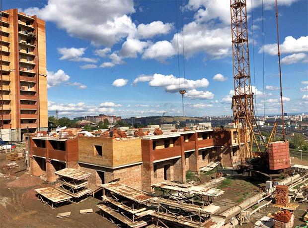 Строительство домов Реставрации