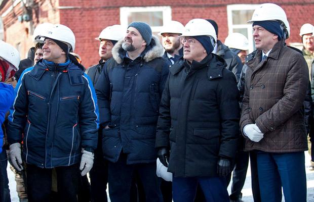 Сергей Донской, Александр Усс и Михаил Кузнецов