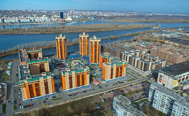 Южный берег Красноярск